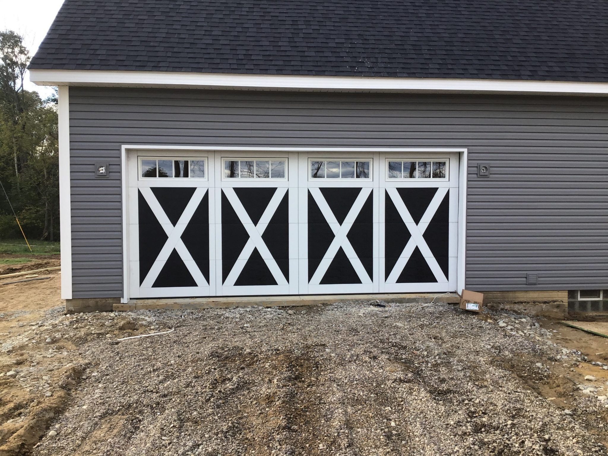 Garage Door Style & Design
