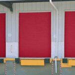 roll up storage building doors