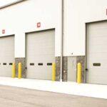 Sectional Insulated Steel Doors