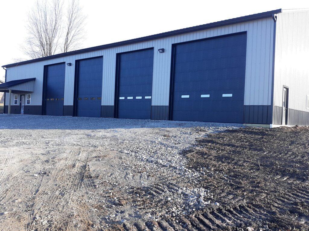 J & R Door, LLC - Commercial Doors